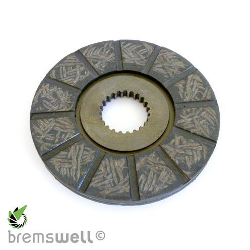 Bremsscheibe 165mm 22z fendt favorit 509c 510c 511c 512c for Fenster xylon